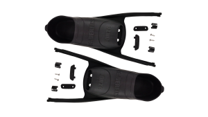 Forza Black Foot pockets with Assembly Set