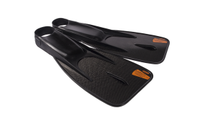 Fins 210 With Neoprene Socks