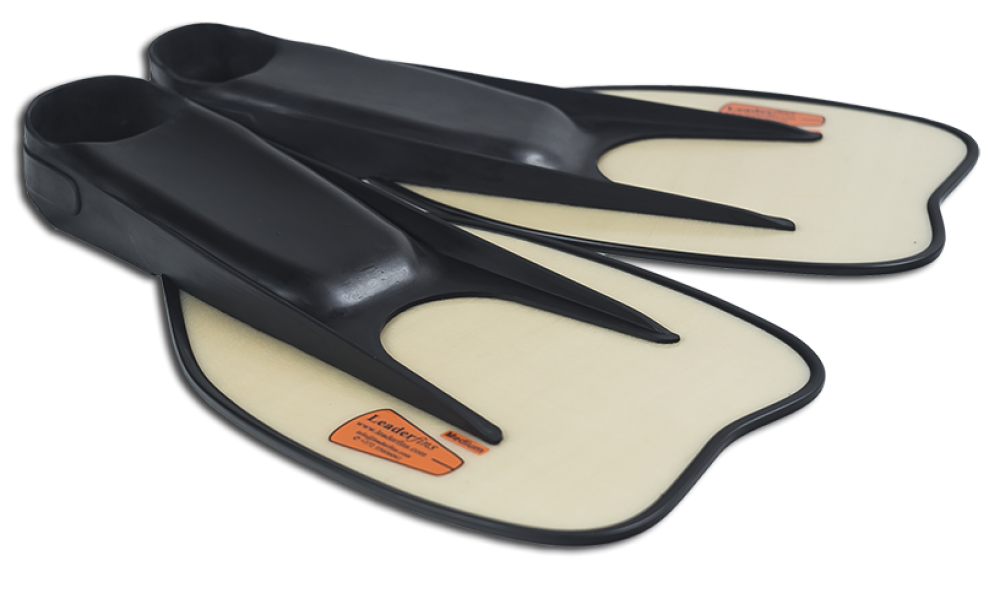 Fins 125 With Neoprene Socks