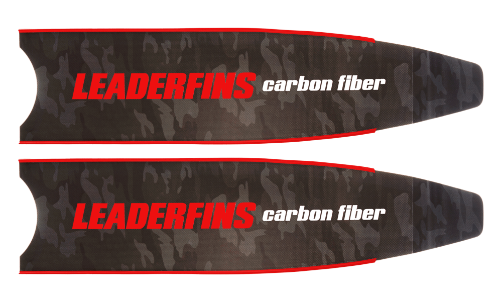 Camouflage Carbon Stereoblades